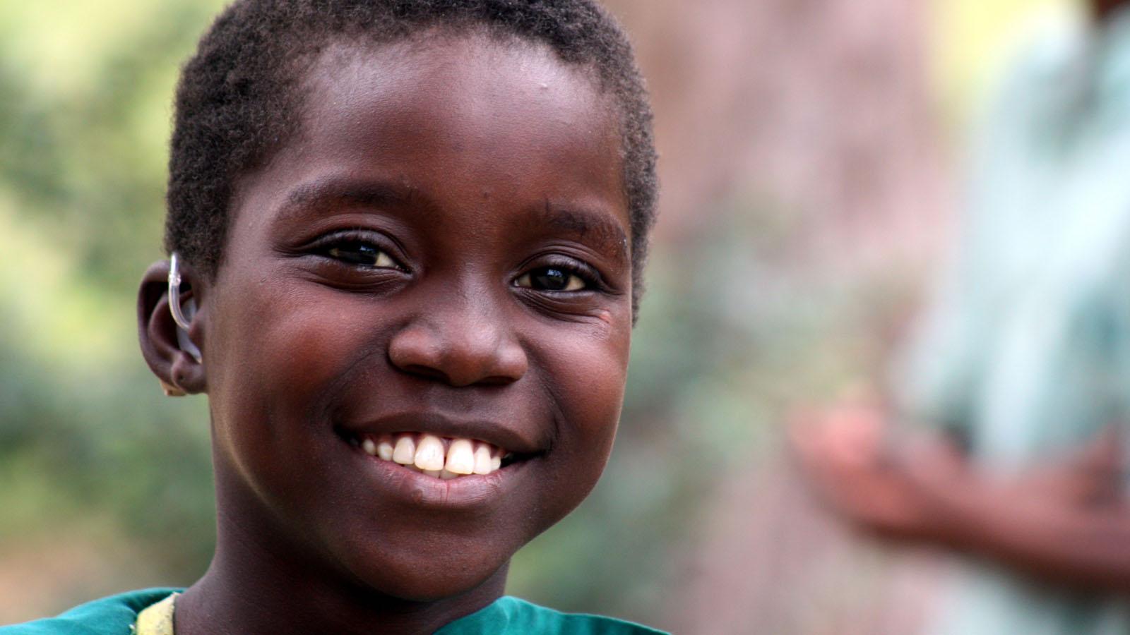 sordità africa associazione ascolta e vivi
