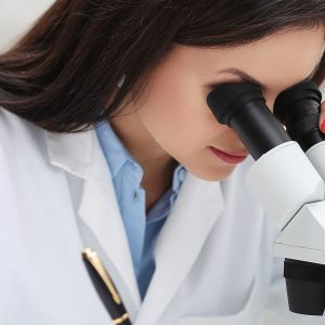 Ricercatrice cellule ciliate